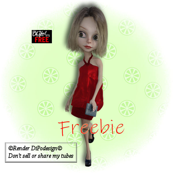 Freebie-DiPo-Dolly