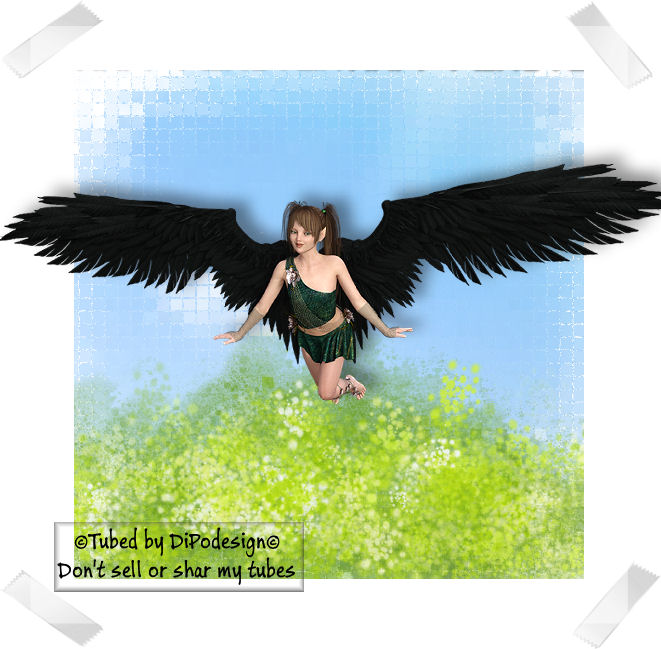 Tween Julie Wings-Ar